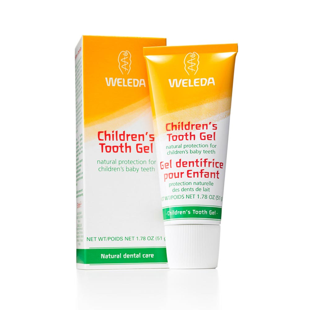 Weleda Children S Tooth Gel Free Amp Fast Shipping