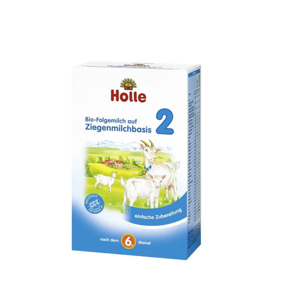 Holle Organic Infant Goat Milk Stage 2 Free Amp Fast
