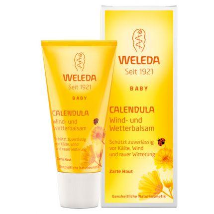 weleda baby calendula weather protection cream